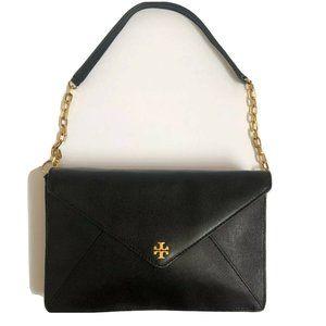 Tory Burch Handbag Black Leather Shoulderbag Purs